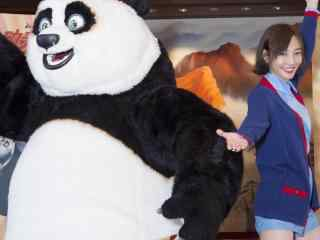 《功夫熊猫3》白百何高清壁纸