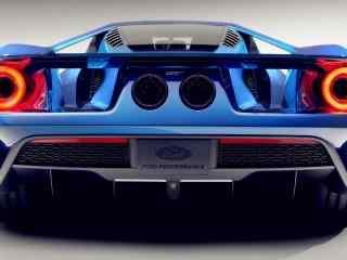 福特GT 超酷的背
