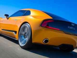 起亚GT4 Stinger