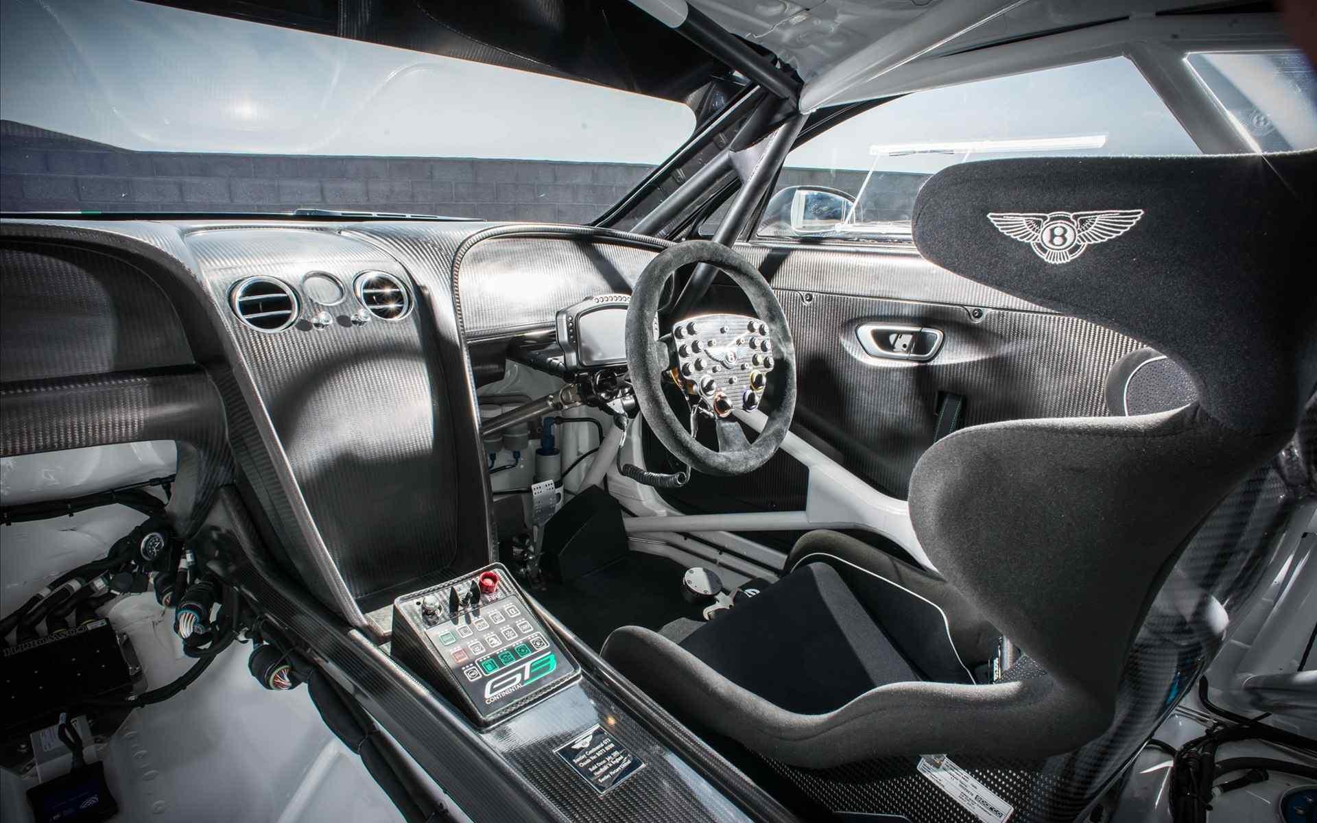 宾利continental Gt3超级跑车汽车图片高清壁纸 桌面天下(desktx Com)