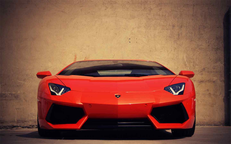 兰博基尼时尚汽车图片高清壁纸