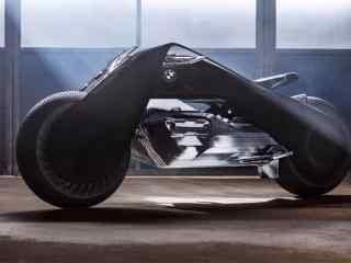 超酷的宝马概念摩托车桌面壁纸