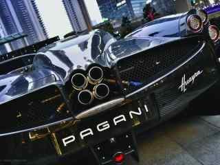 帕加尼跑车车位桌