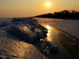 哈尔滨黑龙江风景图片壁纸