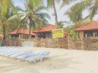 菲律宾长滩岛沙滩风景图片