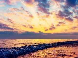大海与天空唯美高清桌面壁纸