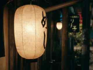 日版深夜食堂灯笼