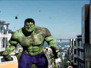 绿巨人无敌浩克桌面壁纸