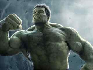 漫威英雄绿巨人桌面壁纸