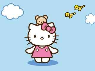 超可爱kitty猫高