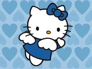 粉粉嫩嫩kitty猫