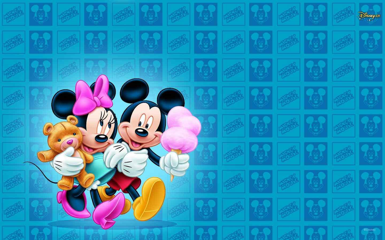 迪士尼经典卡通形象高清图片桌面壁纸