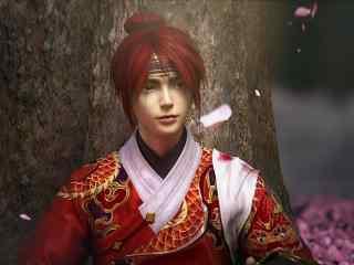 少年锦衣卫之海棠树下的袁小棠