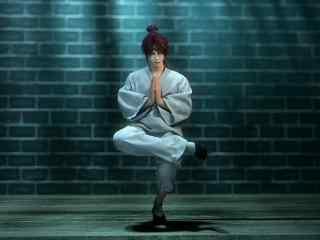 少年锦衣卫狱中的袁小棠搞怪壁纸