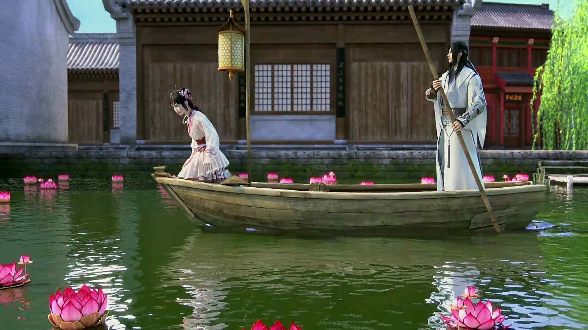 《少年锦衣卫》九公主段云第7集图片