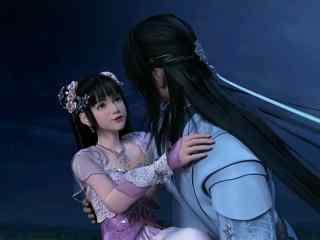 《少年锦衣卫》段云抱九公主剧照