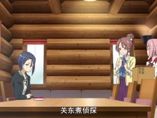 樱花任务三人初次见面桌面壁纸