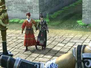 少年锦衣卫袁小棠与方雨亭桌面壁纸