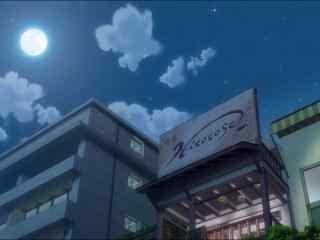雏子的笔记动漫场景之夜晚图片