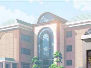 雏子的笔记动漫场景之学校图片