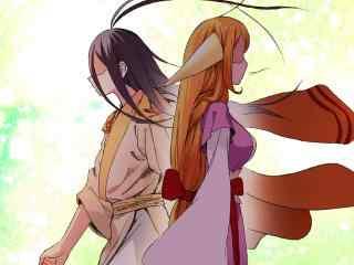 狐妖小红娘之涂山红红与东方月初唯美图片