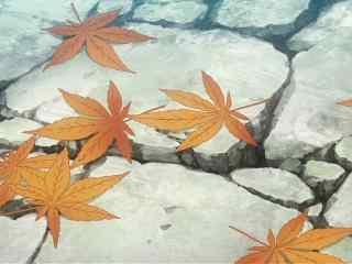 人渣的本愿动漫意境场景之秋日风景