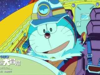 哆啦A梦南极大冒险之哆啦A梦图片