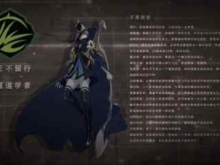 动画全职高手王杰希王不留行角色面板