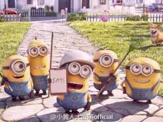 电影神偷奶爸3可爱的小黄人剧照图片