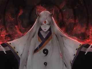 火影忍者动漫壁纸高清1080P壁纸漩涡鸣人