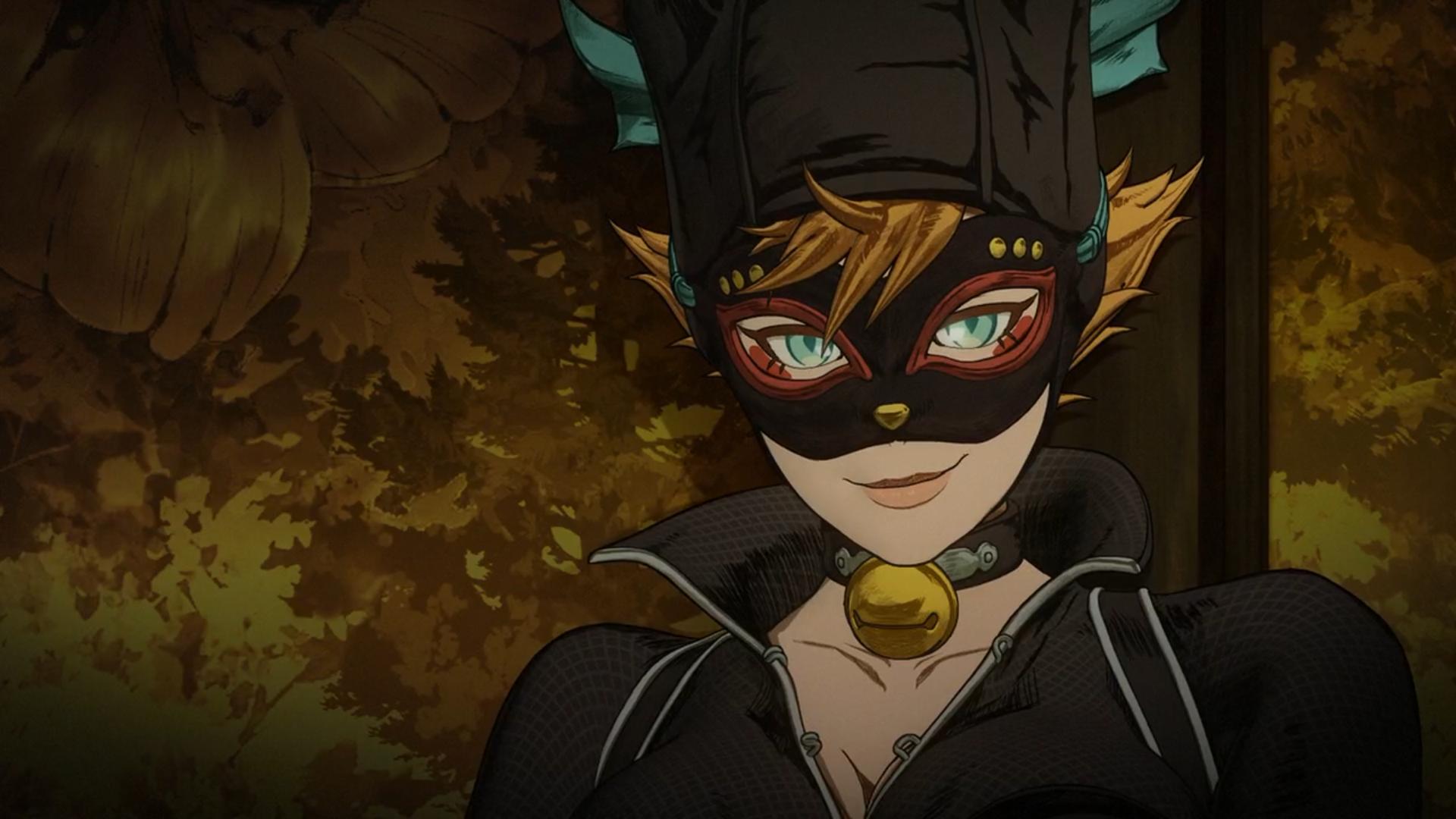 忍者蝙蝠侠猫女性感剧照
