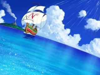 哆啦A梦:大雄的金银岛桌面壁纸