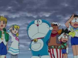 哆啦A梦:大雄的金银岛剧照