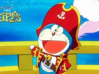 哆啦A梦:大雄的金银岛哆啦A梦船长剧照