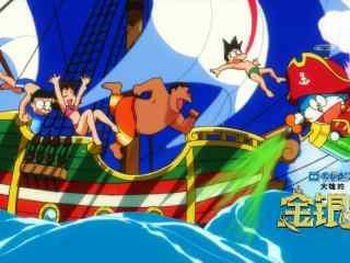 哆啦A梦:大雄的金银岛神奇的绿色道具剧照