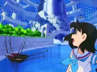 哆啦A梦:大雄的金银岛神秘都市内部剧照