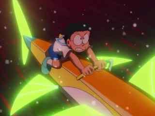 哆啦A梦:大雄的金银岛大雄剧照