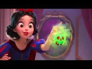 无敌破坏王2举着毒苹果的白雪公主高清壁纸