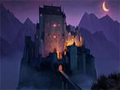 精灵旅社3德古拉城堡高清壁纸