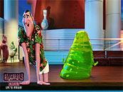 精灵旅社3德古拉伯爵和绿色史莱姆剧照图片