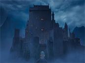 精灵旅社3神秘德古拉城堡唯美高清壁纸