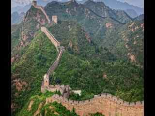 北京连绵不绝万里