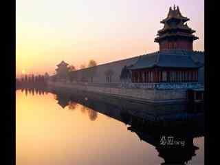 古老建筑北京之紫