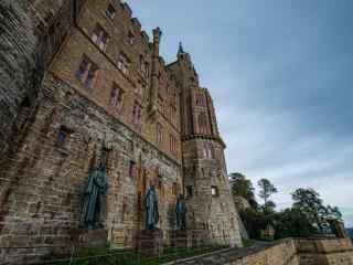 最童话的城堡之霍亨索伦城堡