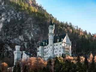 """最童话的城堡之""""白雪公主城堡""""的新天鹅城堡"""