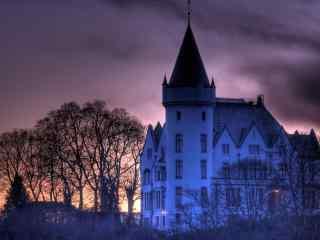 传奇古堡建筑经典