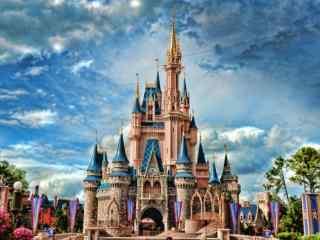 迪士尼乐园可爱图