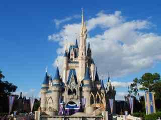 迪士尼乐园梦幻城
