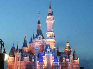 梦幻迪士尼城堡高