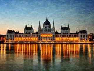 欧洲城堡经典图片